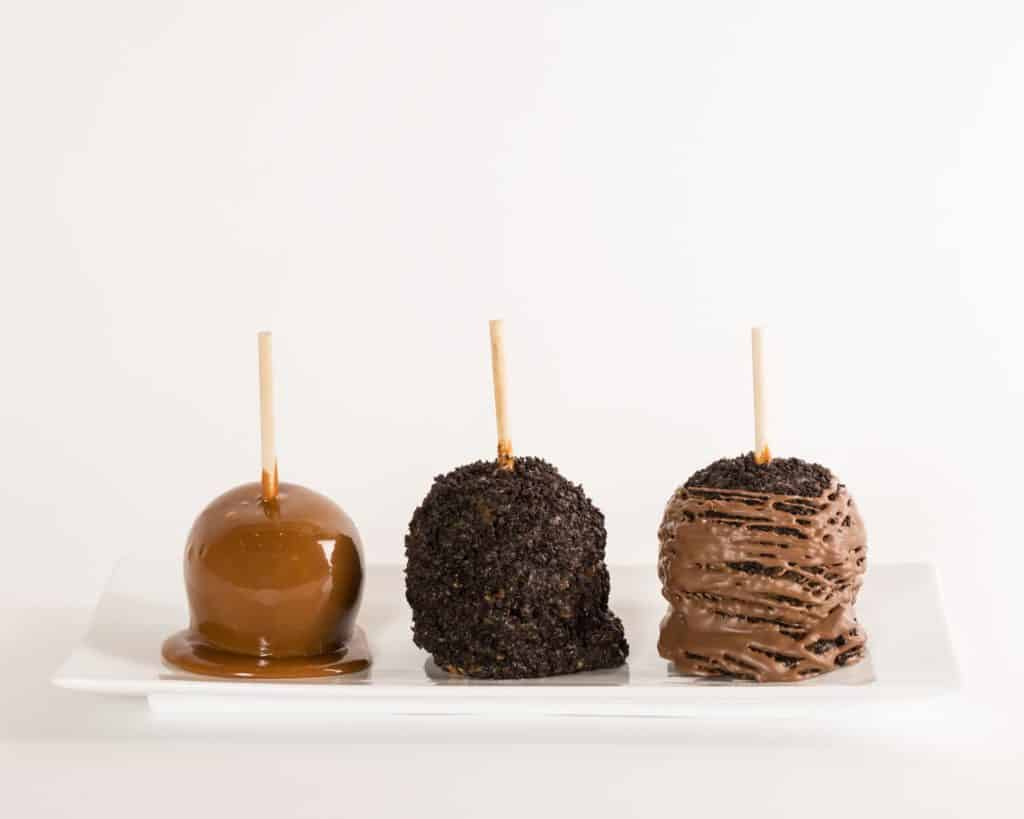 Cake Crunch Caramel Apple with Milk Chocolate - Candy ...